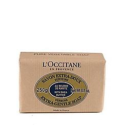 L'Occitane en Provence - Verbena shea butter soap 250g