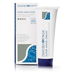 Dead Sea Magik - Super hand cream 75ml