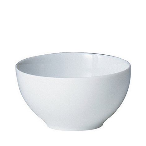 Denby - White rice bowl