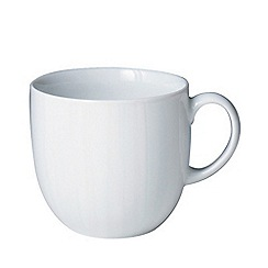 Denby - Glazed 'White' small mug