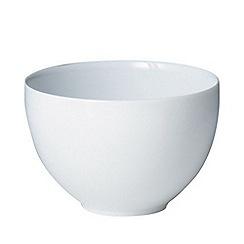 Denby - White noodle bowl