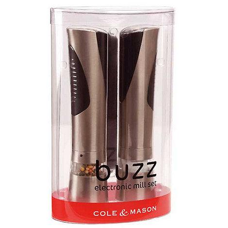 Cole & Mason - Buzz mill twin set