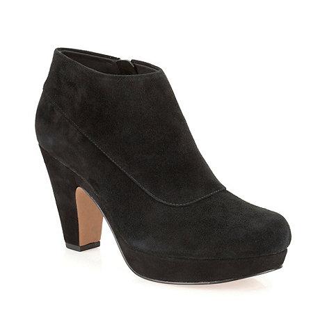 Clarks - Black +Katelina Bay+ shoe boots