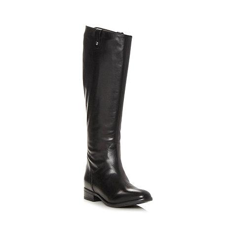 Clarks - Black +Licorice Pop+ boots