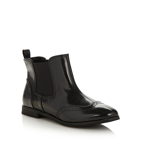 Call It Spring - Black +darga+ chelsea boots