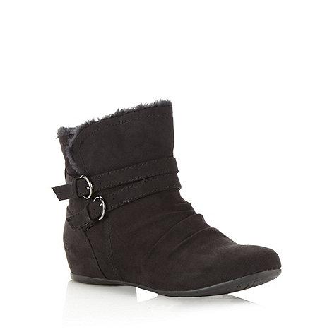 Call It Spring - Black +titerova+ shoe boots