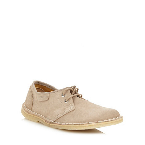 Clarks - Originals beige +Jink+ shoes