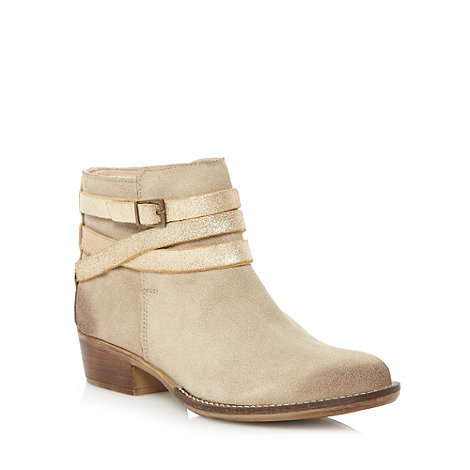 Call It Spring - Taupe +Harue+ ankle boots