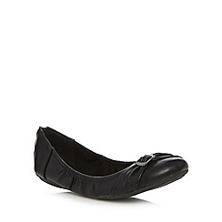 Call It Spring - Black 'Tolton' buckle detail pump