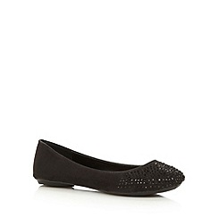 Call It Spring - Black 'Burgoyne' studded pumps