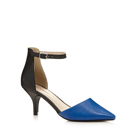 Call It Spring - Bright blue +Collalbo+ high court shoes