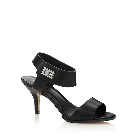 Call It Spring - Black +Gwigowien+ mid sandals