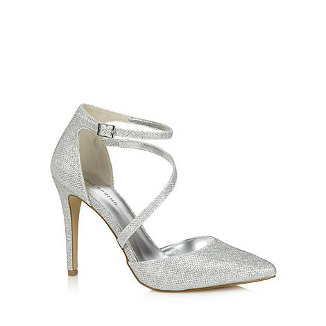 Call It Spring - Silver +Bossier+ high court shoes
