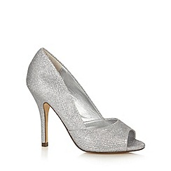 Call It Spring - Silver 'Repetti' high court shoes