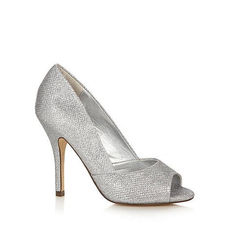 Call It Spring - Silver +Repetti+ high court shoes