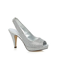 Call It Spring - Silver 'Evelaines' high sandals
