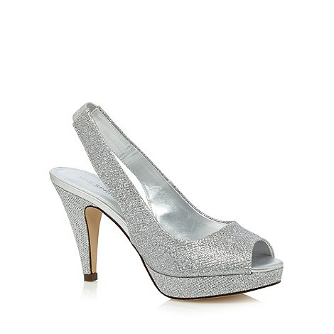 Call It Spring - Silver +Evelaines+ high sandals
