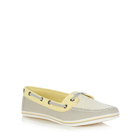Call It Spring - Pale yellow +Afoallan+ shoes