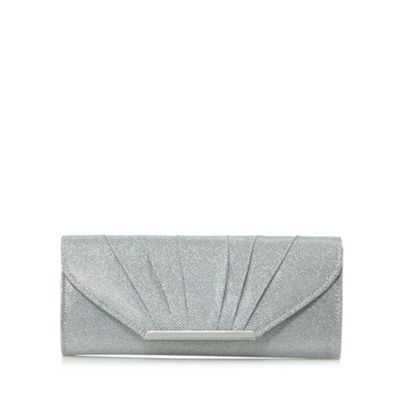 Call It Spring Silver metallic ´Harommon´ clutch bag - . -