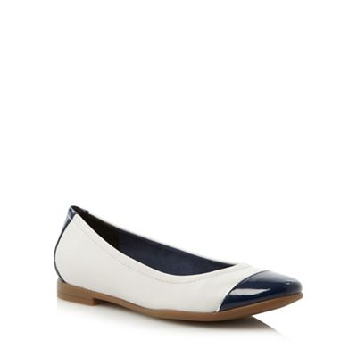 Clarks White ´Atomic Haze´ pumps - . -