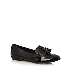 Clarks - Black 'Gin Crush' loafers