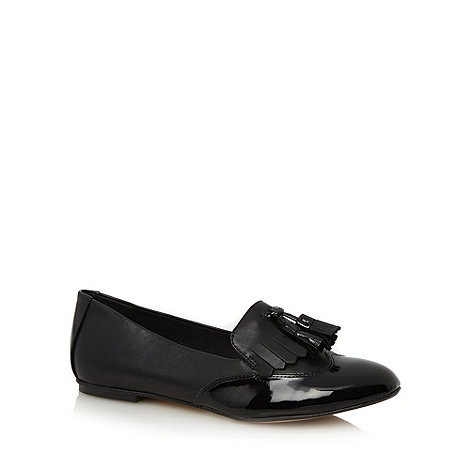 Clarks - Black +Gin Crush+ loafers