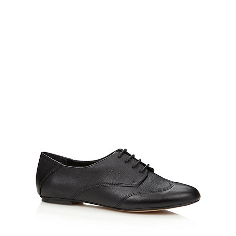 Clarks - Black +Gin Spritz+ lace up shoes