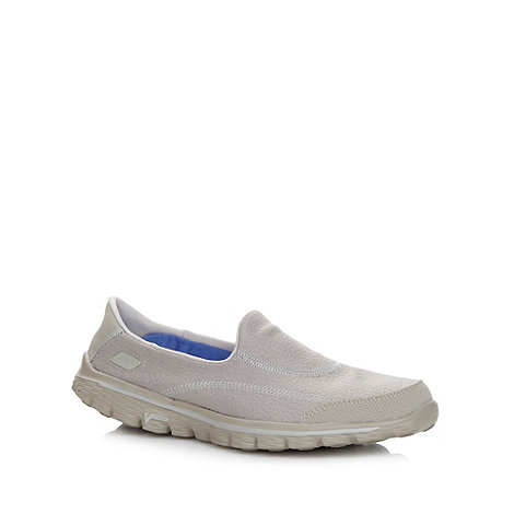 Skechers - Natural +GOwalk 2 - Linear+ walking shoes
