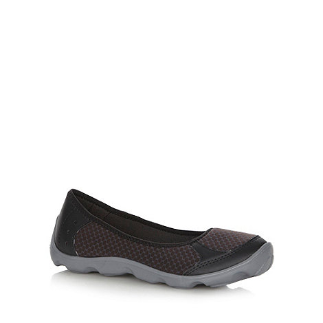 Crocs - Black +Duet Busy Day+ slip on shoes
