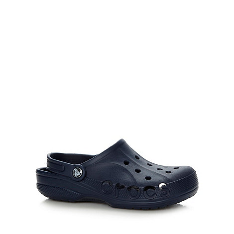 Crocs - Navy +Baya+ clogs