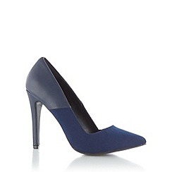 Call It Spring - Navy 'Zeglianutto' high court shoes