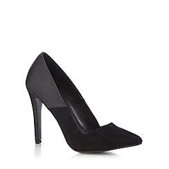 Call It Spring - Black 'Zeglianutto' high court shoes