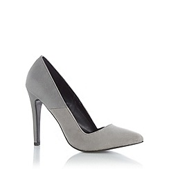 Call It Spring - Grey 'Zeglianutto' high court shoes