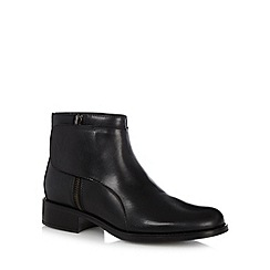 Call It Spring - Black 'Dimuro' leather ankle boots