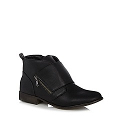 Call It Spring - Black 'Ibalin' ankle boots