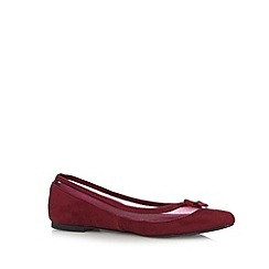 Call It Spring - Wine 'Schildt' pointed toe pumps