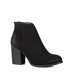 Call It Spring - Black 'Lidwine' high ankle boots