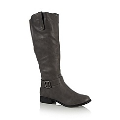 Call It Spring - Taupe 'Dalmeny'  riding boots