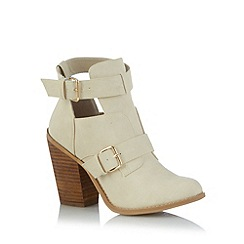 Call It Spring - Natural 'Collipace' high ankle boots