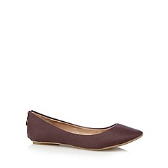 Call It Spring - Wine 'Chaella' pumps