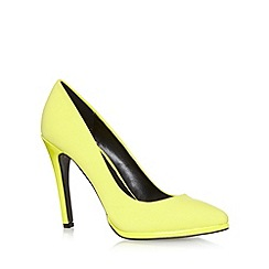 Call It Spring - Yellow 'Portiglia' high court shoes