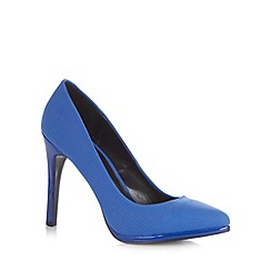 Call It Spring - Blue 'Portiglia' court shoes