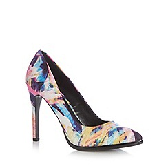 Call It Spring - Pink 'Portiglia' high court shoes