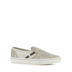 Call It Spring - Light grey 'Fiewen' slip ons