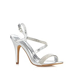 Call It Spring - Silver 'Afilasien' sandals