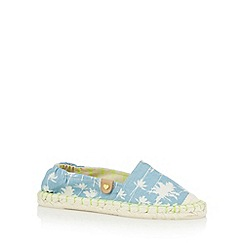 Call It Spring - Light blue 'Florinia' espadrilles
