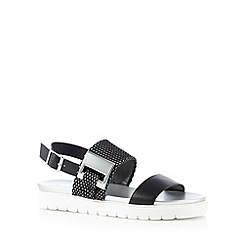 Call It Spring - Black 'Ficuzza' sandals