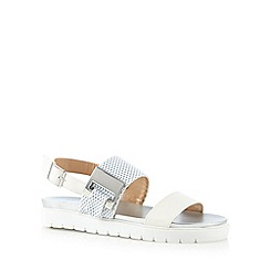 Call It Spring - White 'Ficuzza' sandals