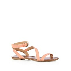 Call It Spring - Coral 'Bellana' sandals