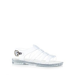 Call It Spring - Off white 'Galivia' jelly sandals